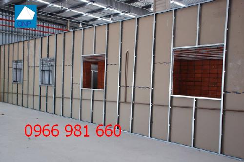 Kinh nghiệm chọn mua vách ngăn panel nhà xưởng quận Nam Từ Liêm