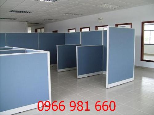 các loại vách ngăn văn phòng