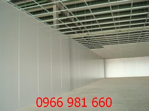 vách tường panel nhà xưởng