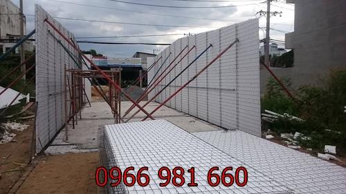 Sử dụng tấm panel là lựa chọn hoàn hảo cho các công trình xây dựng
